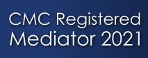 CMC Registered Mediator - 2021